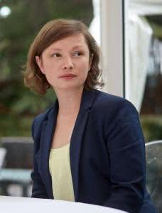 Agata Polińska,  Fundacja Onkologiczna Osób Młodych Alivia
