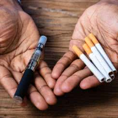 (Nie)bezpieczna alternatywa dla papierosów
